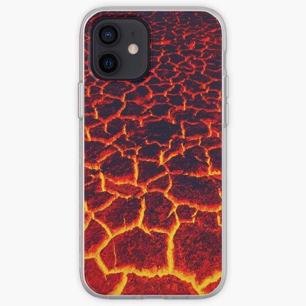active lava  iPhone Soft Case