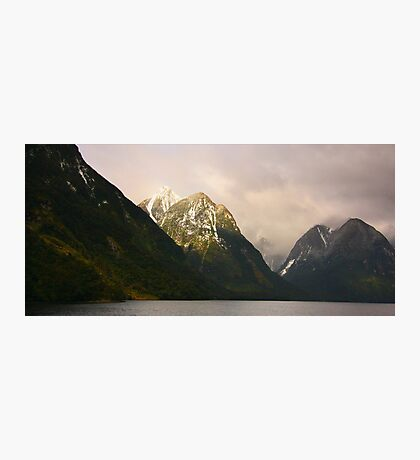 Halcyon Glow Photographic Print