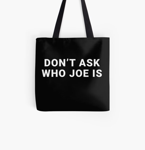 Whos Joe Joe Mamamamaammaammamam Tote Bag By Ihavefriends Redbubble Don't ask why the game is ranked horror. redbubble