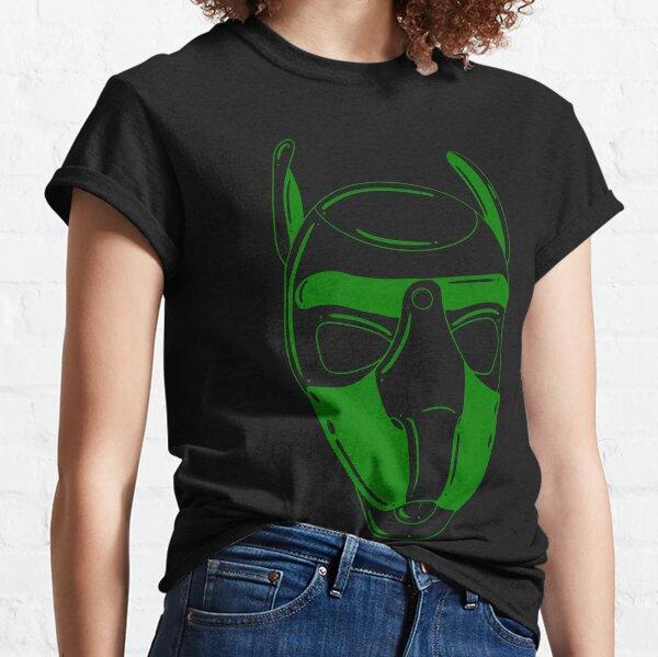 Jägergrüne Kapuze Classic T-Shirt