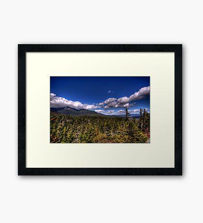 Mountains II Framed Print