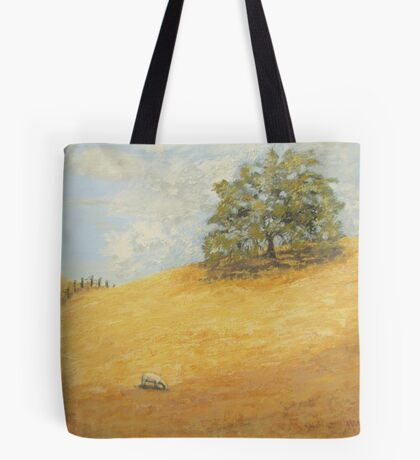 Summer Gold Tote Bag