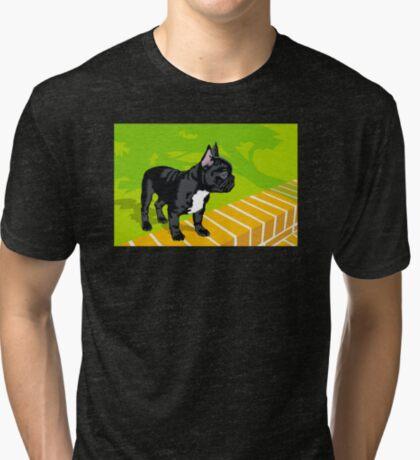 Diesel again Tri-blend T-Shirt