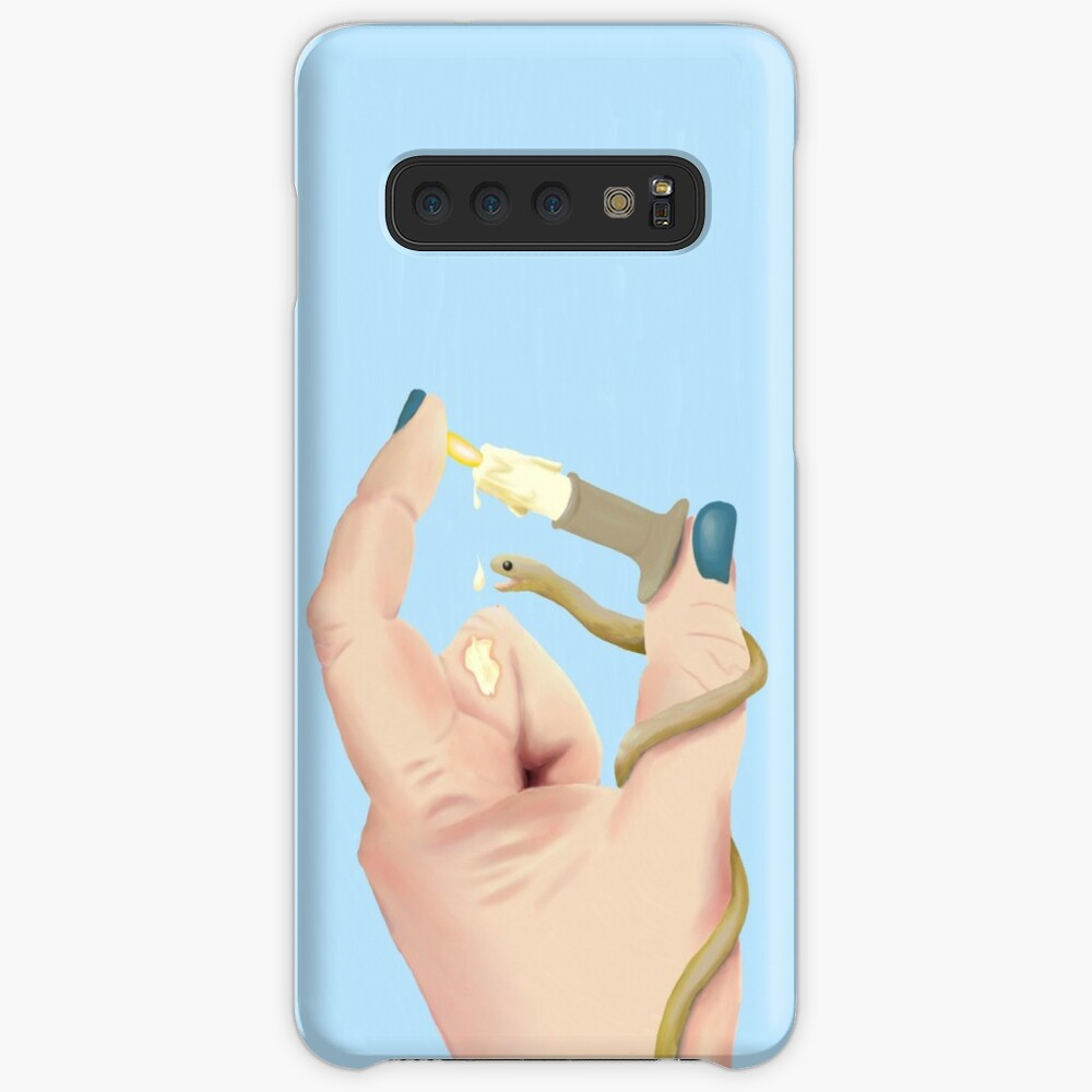 UnBurnt Fingers Case & Skin for Samsung Galaxy
