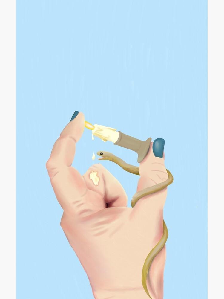 UnBurnt Fingers by Brinjen