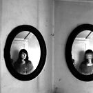 It all makes sense to me- Diptych by kailani carlson