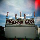 Machine Gun, Los Angeles, CA October 2010 by joshsteich
