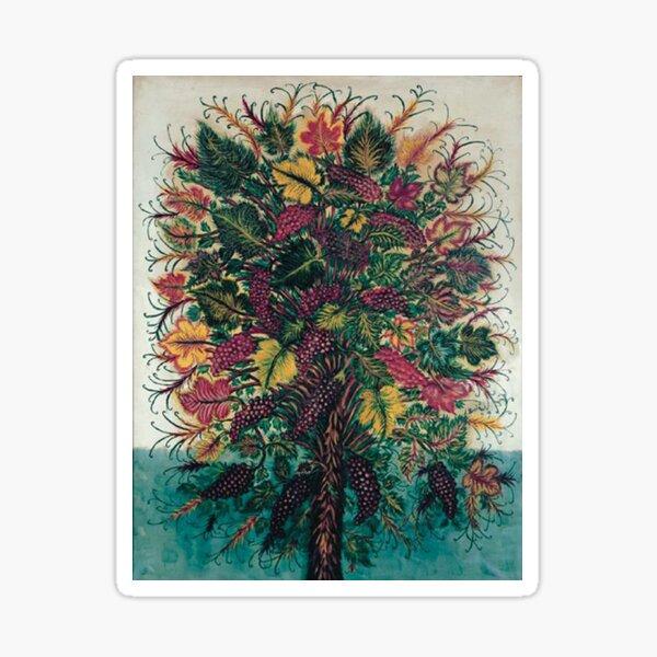 Les Grappes de Raisin - Seraphine Louis - Favourite Artists Collection Sticker