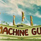 Machine Gun II, Los Angeles, CA October 2010 by joshsteich