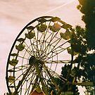 Ferris Wheel, Los Angeles, CA October 2010 by joshsteich