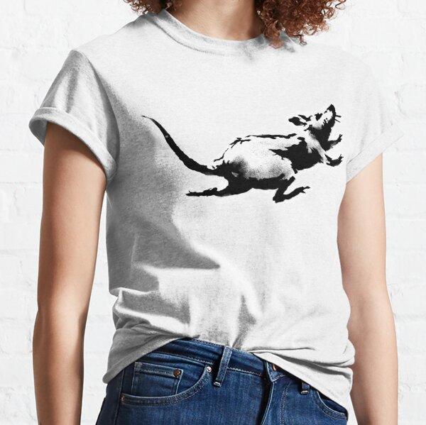 Banksy - Clock rat Classic T-Shirt