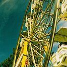 Ferris Wheel II, Los Angeles, CA October 2010 by joshsteich