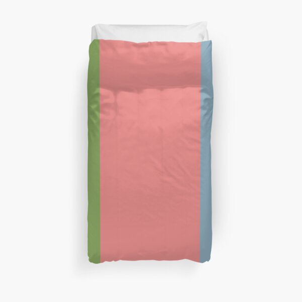 Powerpuff girls Duvet Cover