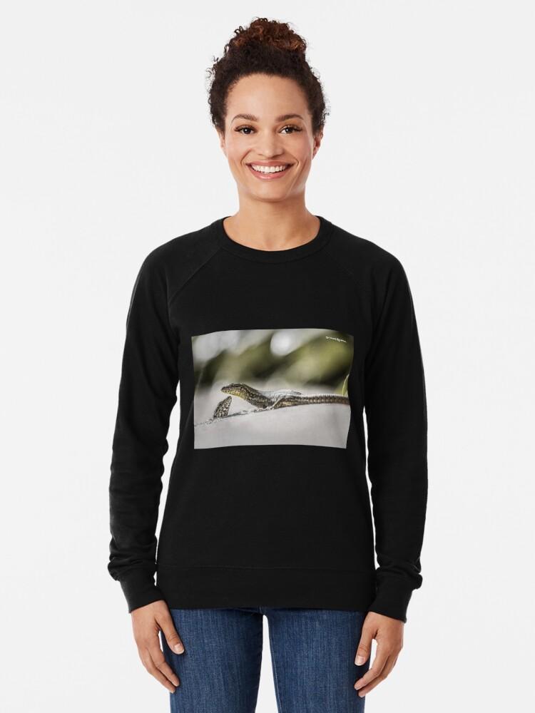 Alternate view of The charming lizards Lightweight Sweatshirt