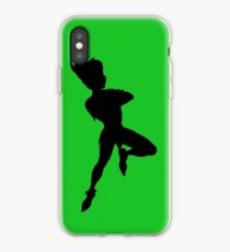 Peter Pan - silhouette iPhone Case