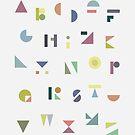 ABC Colorful by Mareike Böhmer