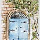 A Door in Malta by Vanessa Zakas