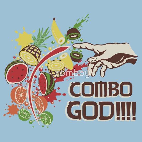 TShirtGifter presents: Combo God!!!!