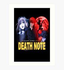 Death Noire Art Print