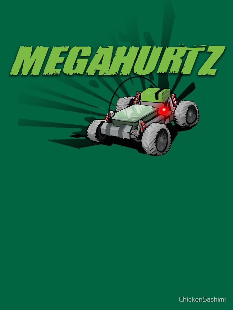 MegaHurtz! by ChickenSashimi