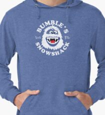 Bumble's Snowshack Lightweight Hoodie