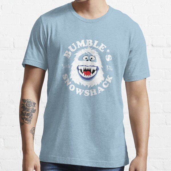 Bumble's Snowshack Essential T-Shirt