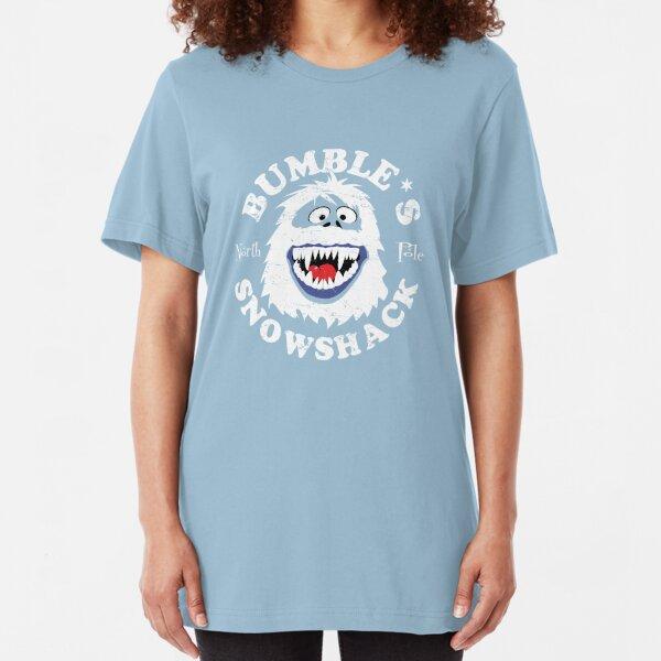 Bumble's Snowshack Slim Fit T-Shirt