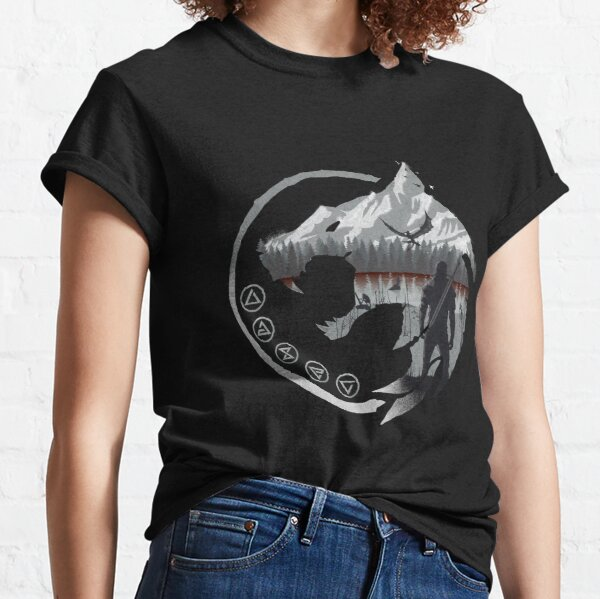 A Witcher's Tale Classic T-Shirt