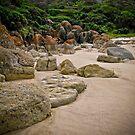rockscape by Bruce  Dickson