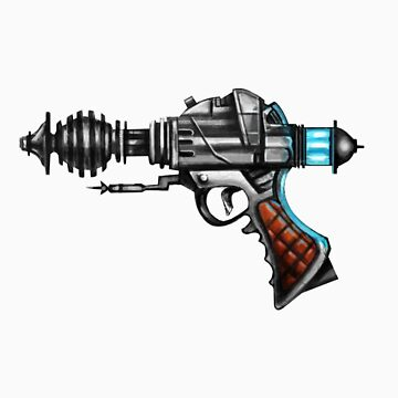 RAY GUN by chknman