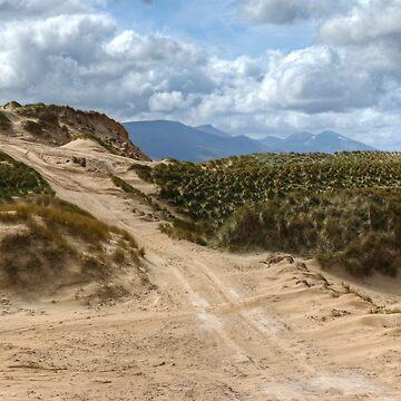 The Road To Faraid Head by VoluntaryRanger