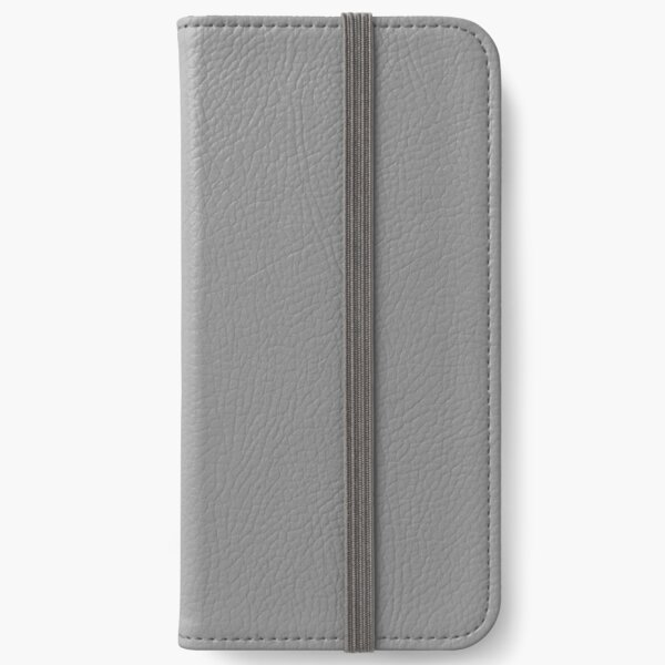 Futter für dein Handy - Grau #8e8e8e iPhone Flip-Case