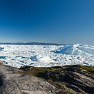 Ilulissat Icefjord by Mark Prior