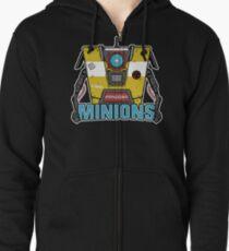 Pandora Minions Zipped Hoodie