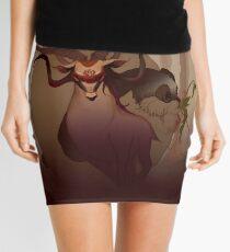 Ciervantes y Pepín le Lapin Minifalda