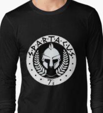 logo de Spartacus Long Sleeve T-Shirt