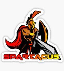 Spartacus Sticker
