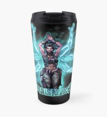 Borderlands 3 Amara Travel Mug