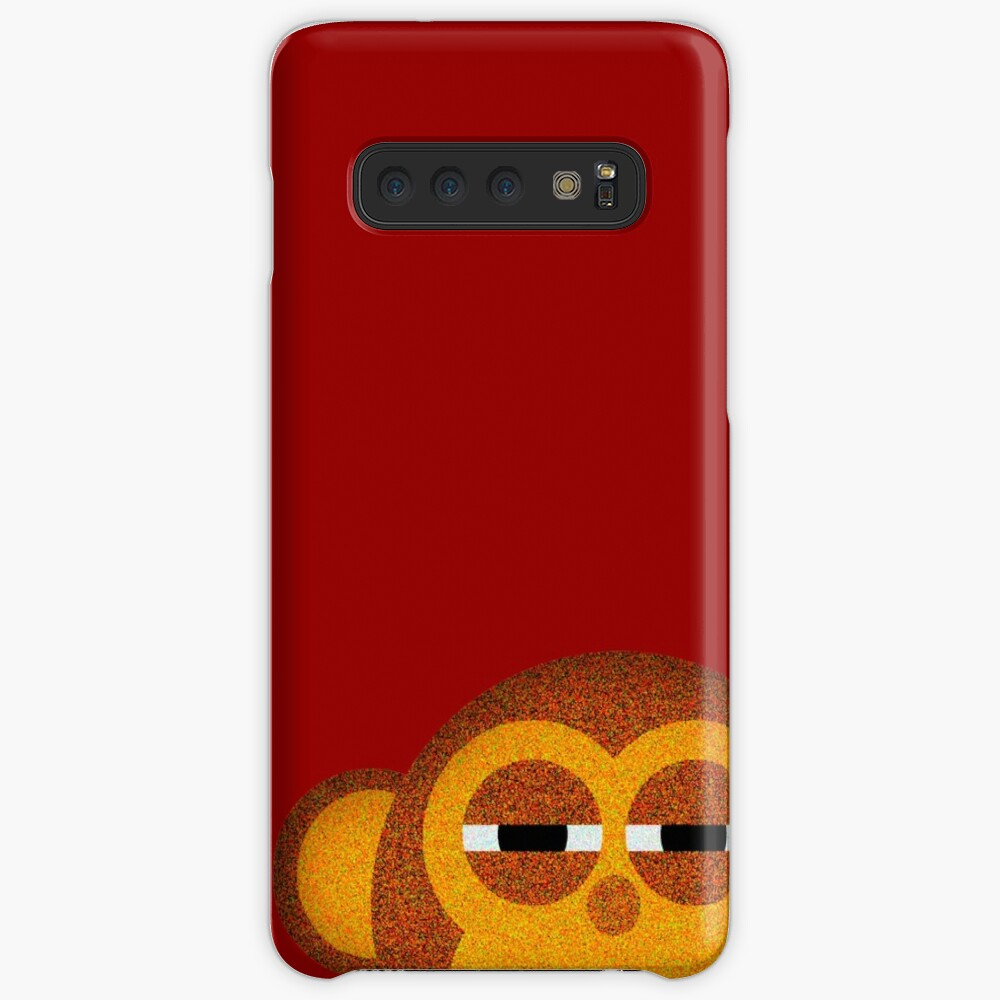 Pocket monkey is highly suspicious Case & Skin for Samsung Galaxy