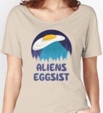 Aliens Eggsist Women's Relaxed Fit T-Shirt