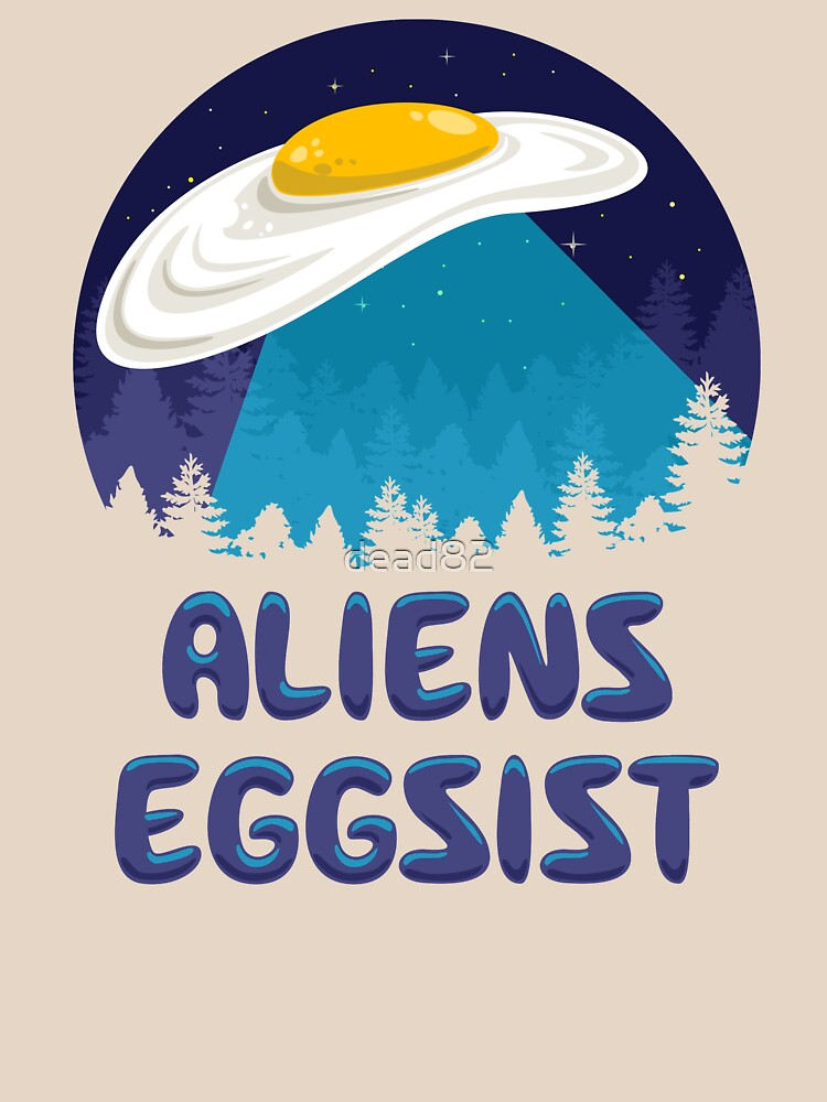 Aliens Eggsist by dead82