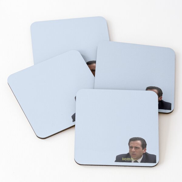 Michael Scott - The Office Coasters (Set of 4)