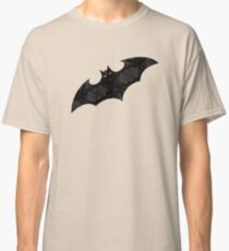 Bat Love On Orange Classic T-Shirt