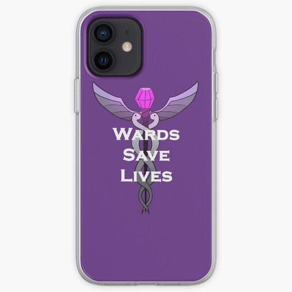 Wards Save Lives Pink Funda blanda para iPhone