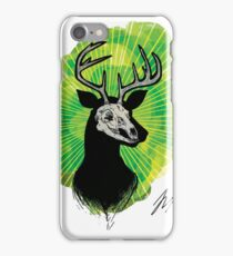 Stag Skull iPhone Case/Skin