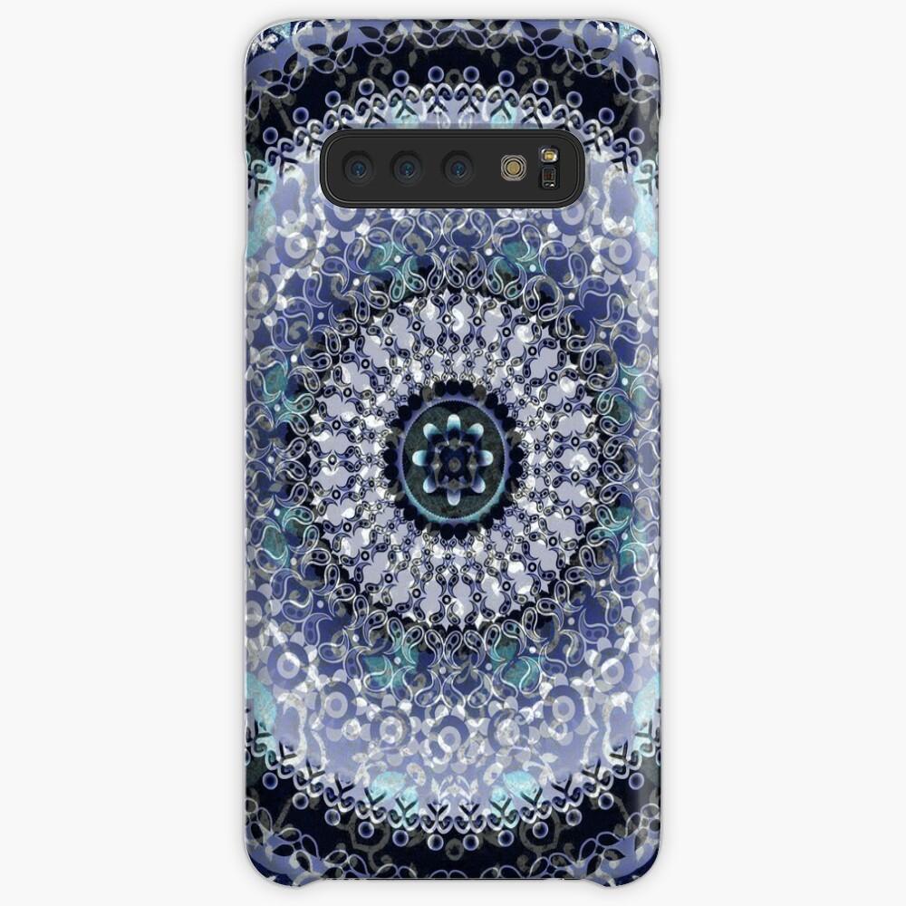 Vine Leaf Boho Mandala Case & Skin for Samsung Galaxy