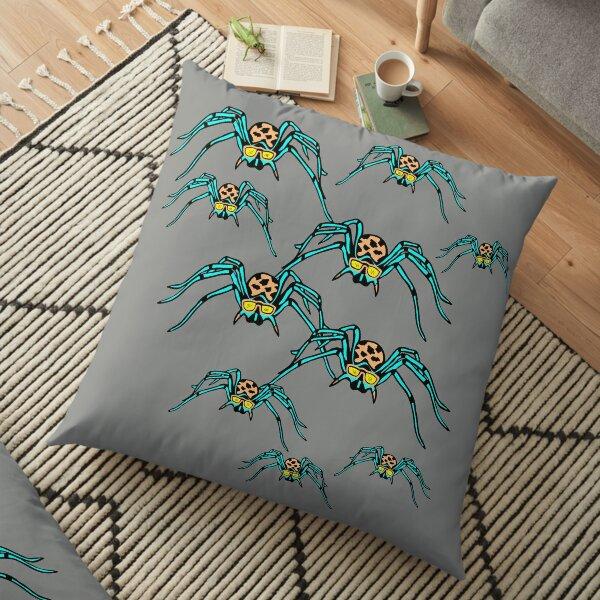 Spiders Floor Pillow