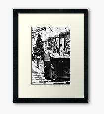 Suga Framed Print