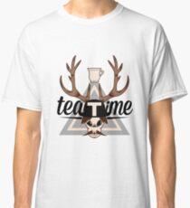 TeaTime logo Classic T-Shirt