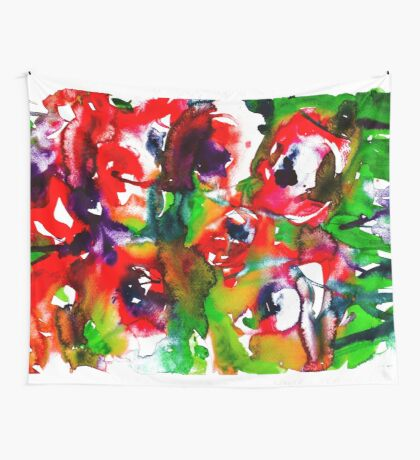 BAANTAL / Pollinate / Lust #2 Wall Tapestry